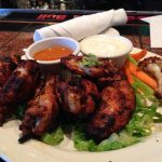 Griloled Wing